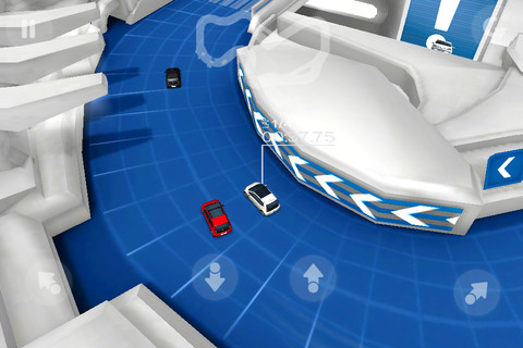 GU MA Volkswagen Up Challenge iPhone iPod touch