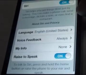 Benchmark en opties iPhone 4S en Siri