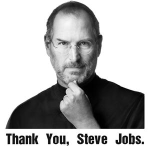 JailbreakMe.com ode aan Steve Jobs