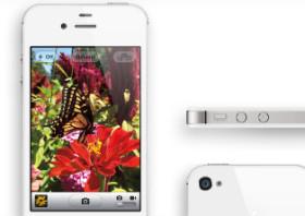 iPhone 4S in het wit door de experts