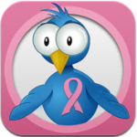 Tweetcaster PINK voor iPhone en iPod touch