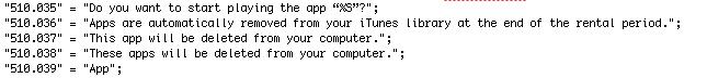 iPhone apps huren