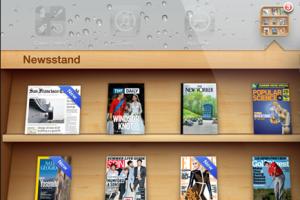 Newsstand Kiosk