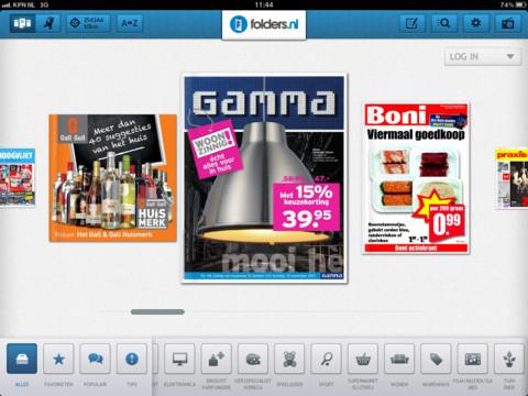 Folders.nl overzicht