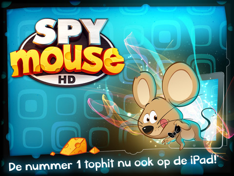 Spy Mouse HD