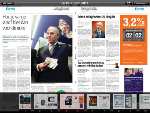 AKO MagWorld gratis krant DePers