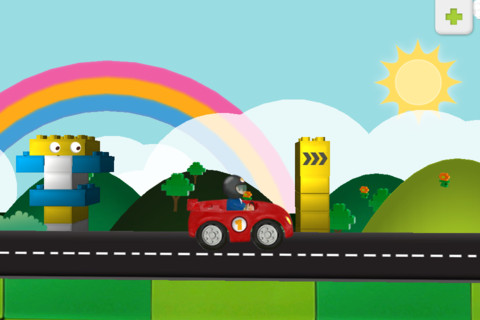 Lego Duplo Jams iPad promotiegame