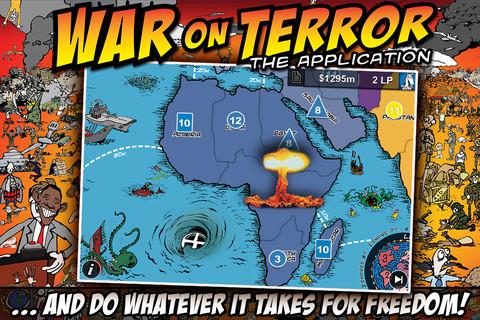 GU MA War on Terror Afrika aangevallen