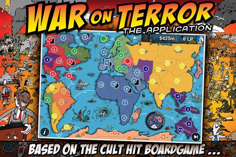 GU MA War on Terror header
