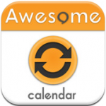 Awesome Calendar iPhone iPod touch