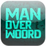 Man Over Woord iPhone iPod touch
