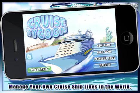 Cruise Tycoon iPhone header
