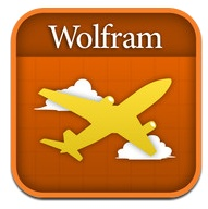 wolfram flight info