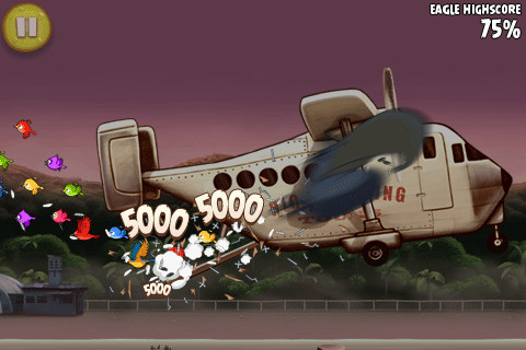 GU DI Angry Birds Rio iPhone iPod touch