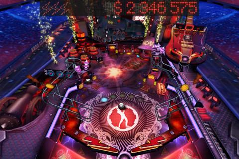 GU DI AC-DC Pinball Rocks iPhone iPad