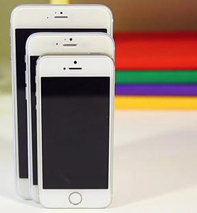 'iPhone 6 met 5,5-inch scherm krijgt 128GB opslagvariant'