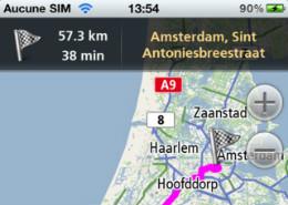 Navfree GPS Live Netherlands iPhone iPad