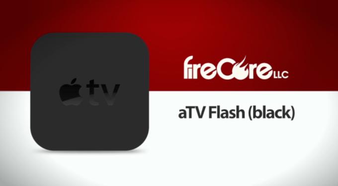 aTV Flash (Black) Firecore