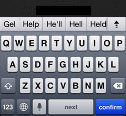 autocorrectie-keyboard