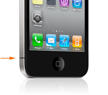 iPhone 4 antenne