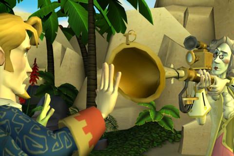 GU MA Monkey Island Tales 1 screenshot