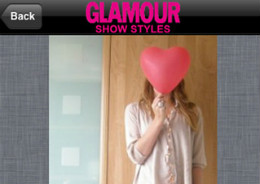 Glamour Add Your Fashion iPhone iPod touch