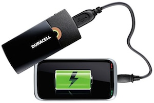 duracell usb charger