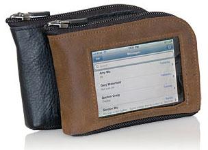 iphone-wallet-zwart-bruin