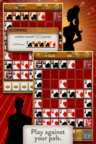 GU VR Poker Pals iPhone iPod touch