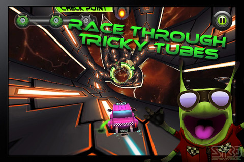 GU VR Cosmic Cab iPhone iPod touch