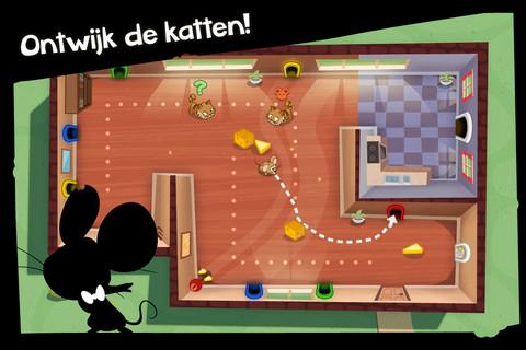 SPY Mouse iPhone screenshot