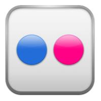 Flickr iPhone-app