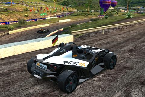 GU WO Race of Champions iPhone screenshot