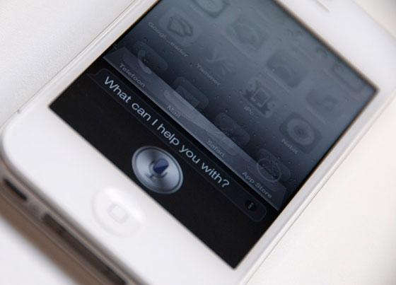iPhone 4S Siri