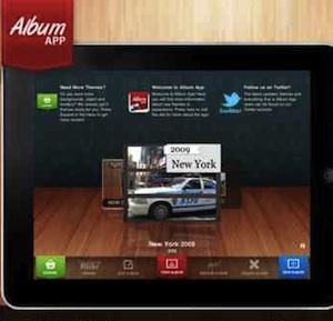 album app ipad