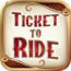 ticket to ride icoon