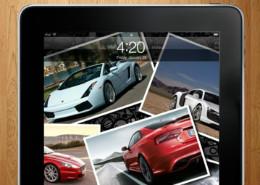 StackPad Wallpaper Designer voor iPad