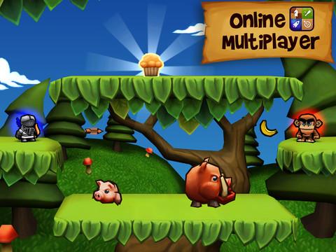 Muffin Knight iPad