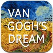 Van Gogh's Dream iPad Vincent van Gogh naslagwerk