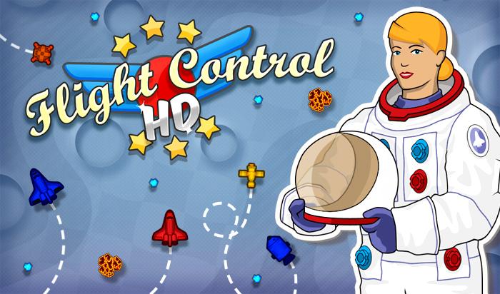 Flight Control HD Moon Base