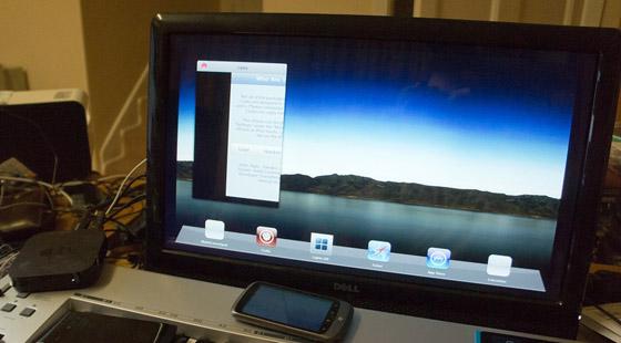 Cydia op de 2e generatie Apple TV