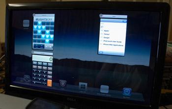 iOS applicaties op de 2e generatie Apple TV
