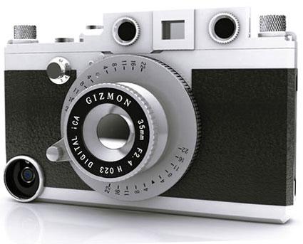 gizmon-ica-camera body