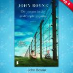 Cadeau dag 4: De jongen in de gestreepte pyjama (e-book)