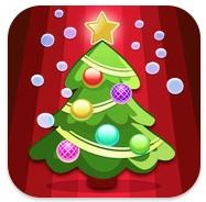 kerstboom icoon