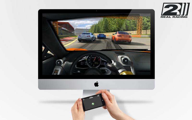 Real Racing Mac