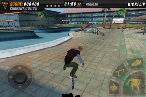 GU MA Mike V Skateboard Party