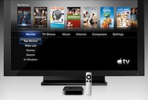 apple televisie wsj