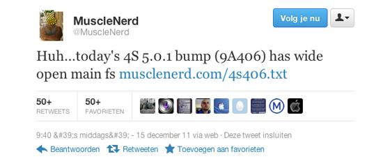 Musclenerd iPhone 4S