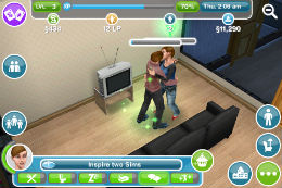 The Sims FreePlay iPhone iPod touch iPad